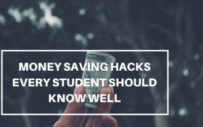 Money Saving Hacks every Students should know well
