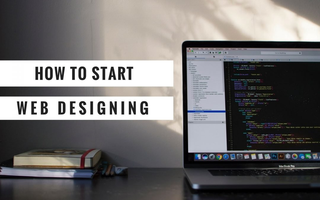 , How to start Web Designing