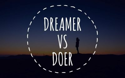 Better Be a Doer than aDreamer in a Startup.